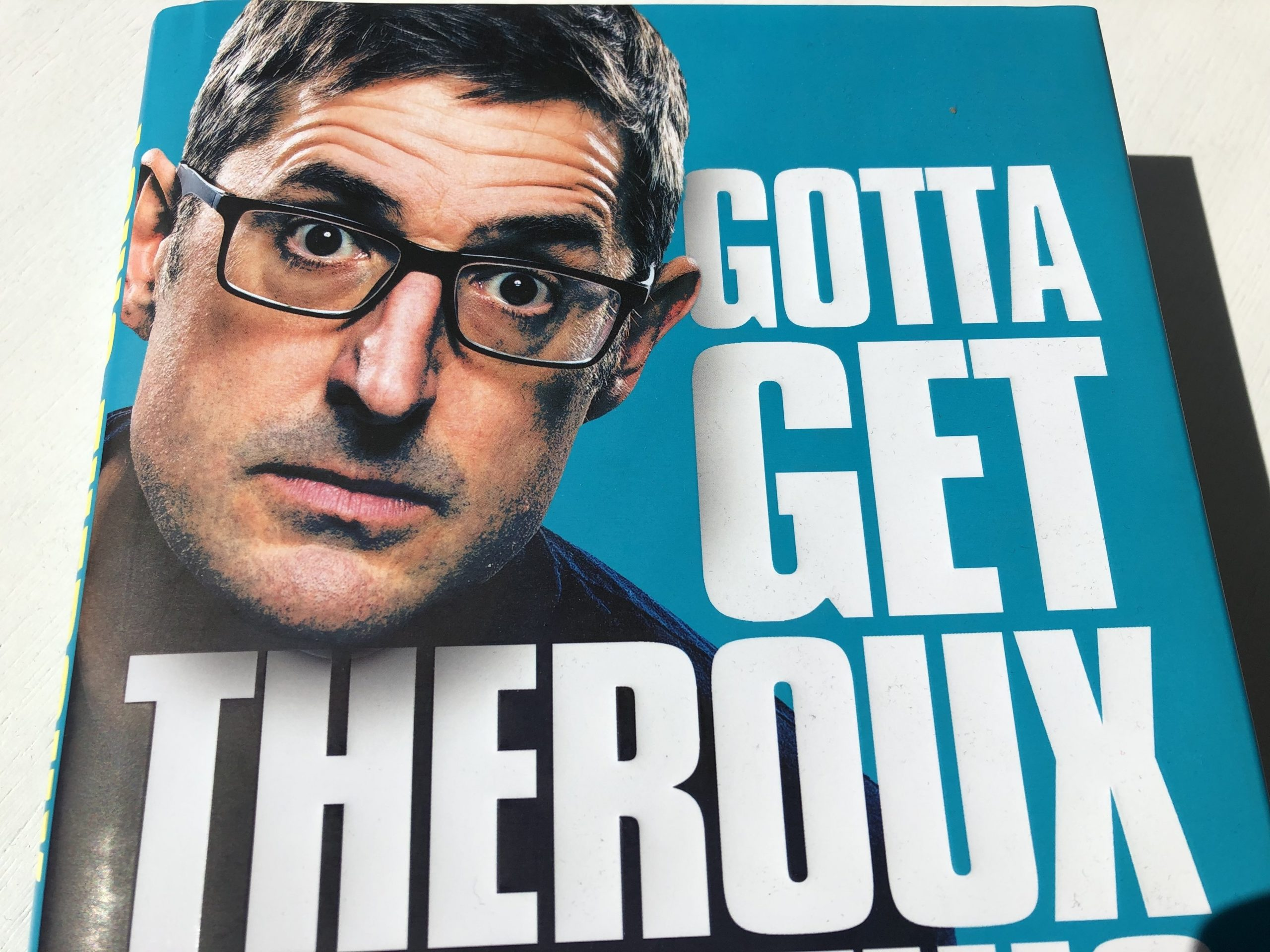Gotta get theroux this book review