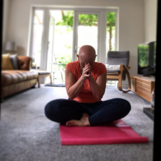 yoga and alopecia