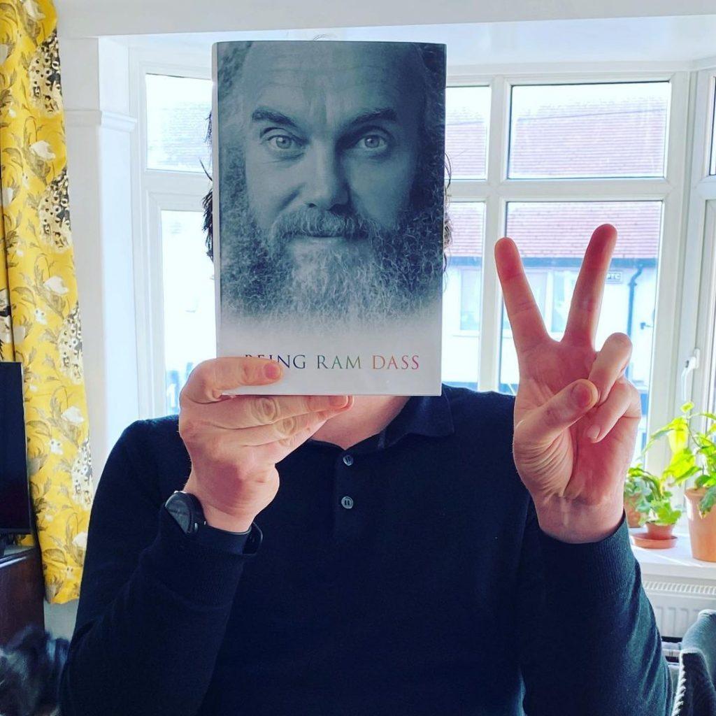 Being Ram Dass book review